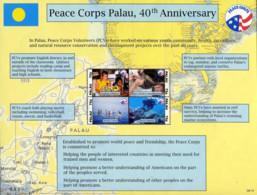 Ref. 246999 * NEW *  - PALAU . 2006. 40 ANIVERSARIO DEL CUERPO  PARA LA PAZ - Palau