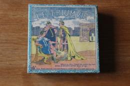 Jouet Ancien   Jeu  Le Triumvir - Toy Memorabilia
