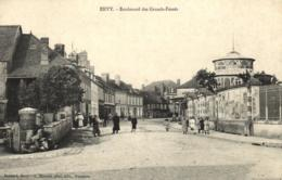 10 - Aube - Ervy - Boulevard Des Grands Fossés - C 1565 - Ervy-le-Chatel
