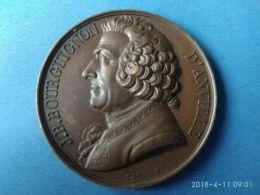 J. B. Bourguignon D'anville 1821 - Monarchia / Nobiltà