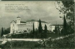 FALVATERRA ( FROSINONE ) SANTUARIO - NOVIZIATO S.SOSTO M. PP. PASSIONISTI - EDIZ. ALTEROCCA (2609) - Frosinone