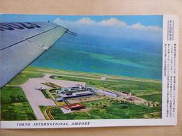 AEROPORT / FLUGHAFEN / AIRPORT   TOKYO - Aeródromos