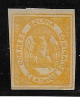 Bolivie N°5 - Neuf * Avec Charnière - TB - Bolivie