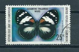 1978 Cameroon Vlinder,papillon,schmetterlinge Used/gebruikt/oblitere - Kameroen (1960-...)