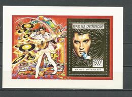 CENTRAFRIQUE  Scott 1001B ? Yvert ? ** (1) Cote 20,00 $ 1993 Elvis - Centrafricaine (République)