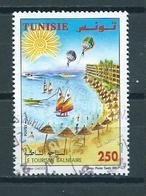 2007 Tunesia Tourism Used/gebruikt/oblitere - Tunesië (1956-...)