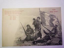 122è  Régiment D'Infanterie   - Régiments