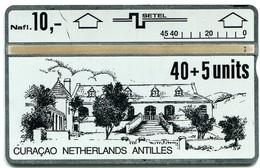 Curaçao - Setel - CUR-01 Church (207A) - Antilles (Neérlandaises)