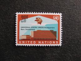 O.N.U. Siège De New-York: TB N° 212, Neuf XX. - New York -  VN Hauptquartier