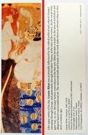 Ancien & Joli Marque-page éditions D'ART Pomegranate En Californie USA - GUSTAV KLIMT : Lewdness, Lust & Excess - Bookmarks