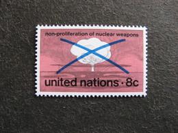 O.N.U. Siège De New-York: TB N° 220, Neuf XX. - New York -  VN Hauptquartier