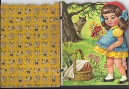 Le PETIT CHAPERON ROUGE - Edit. OTTO MORAVEC N° 415 - Texte En Allemand - Livres Pour Enfants