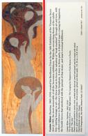 Ancien & Joli Marque-page éditions D'ART Pomegranate En Californie USA - GUSTAV KLIMT : The Arts - Bookmarks