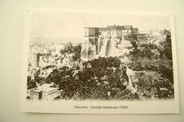 MASSSAFRA   1994  CASTELLO CASTLE  CONVEGNO   EVENTO MANIFESTAZIONE  MOSTRA  FILATELICA - Francobolli (rappresentazioni)