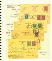 Belgique 1924-26 - Lot EP Houyoux (6G23184) DC0678 - Postcards [1909-34]