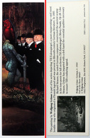 Ancien & Joli Marque-page éditions D'ART Pomegranate En Californie USA - WOLFGANG GRASSE : End Of The Show - Marcapáginas