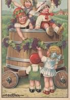 CPA(illustrateur)  Enfants (bertiglia) (b.bur) Parfait Etat - Bertiglia, A.