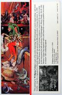 Ancien & Joli Marque-page éditions D'ART Pomegranate En Californie USA - WOLFGANG GRASSE : Festival Of Fools - Marcapáginas