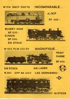 Catalogue METROPOLITAN INFORMATIONS Bulletin N. 25 Novembre-Décembre 1975 - German