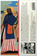Ancien & Joli Marque-page éditions D'ART Pomegranate En Californie USA - WILLIAM H JOHNSON : Harriet Tubman - Marque-Pages