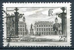 FRANCE    N° Y.T : 778 PLACE STANISLAS  NANCY - Usati