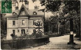 LE HAVRE (76) - La Forêt De Montgeon - Belle Carte Postée En 1907 - Le Havre
