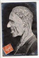 Cpa Carte Postale Ancienne - Alphonse Xlll Eld - Koninklijke Families