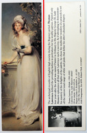 Ancien & Joli Marque-page éditions D'ART Pomegranate En Californie USA - THOMAS LAURENCE : Catherine Gray, Lady Manners - Bookmarks