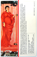 Ancien & Joli Marque-page éditions D'ART Pomegranate En Californie USA - EDWARD BURNE-JONE'S : The Seasons : Autumn - Bookmarks