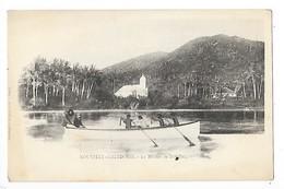 NOUVELLE CALEDONIE  - La Mission De TOUHO  -  L 1 - Nouvelle-Calédonie