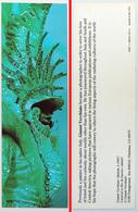 Ancien & Joli Marque-page éditions D'ART Pomegranate En Californie USA - GIANNI VECCHIATO : Carnival In Rio De Janeiro - Marque-Pages
