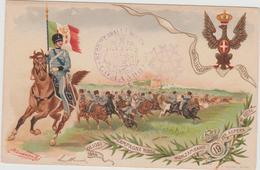REGGIMENTO DI  CAVALLERIA - FP  (151118) - Cartoline