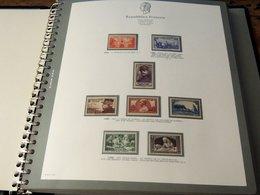 France 1940/1959 Collection De 20 Années Complètes Neufs ** Luxe COTE 2675 € - France