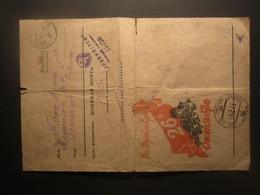 WWII, 1945 RUSSIA ESTONIA CENSORED FIELDPOST - 1923-1991 URSS