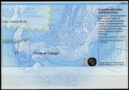 TRINIDAD - TRINITE ET TOBAGO  Do36  20130513 AA  International Reply Coupon Reponse Antwortschein IAS IRC Mint ** - Trinidad & Tobago (1962-...)