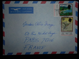 Trinite Et Tobago , Lettre De 1975 Pour Paris - Trinidad & Tobago (1962-...)