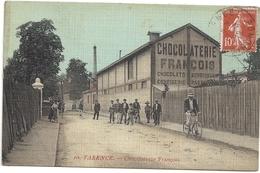 33 Tallence Chocolaterie François (animation) - France