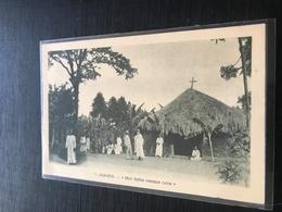 Uganda Mission Croix Pretre Case Malades - Oeganda