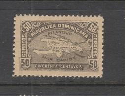 Yvert 100 * Neuf Charnière - Dominicaine (République)