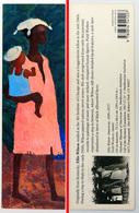 Ancien & Joli Marque-page éditions D'ART Pomegranate En Californie USA - ELLIS WILSON : Fiel Workers - Marque-Pages