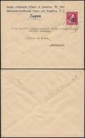 A026 Lettre De Eupen à Bruxelles 1946 électricité - 1946 -10%