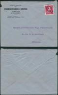 A042 Lettre De Charleroi à Bruxelles  1946 Charbonnages - 1946 -10%