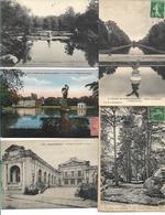 LOT DE 500 CPA ET CPSM(petit Format)  DE FONTAINEBLEAU.( VILLE + PALAIS + FORET) - Cartes Postales