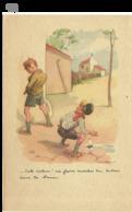 Carte Signée F. Poulbot, , Voir L'image -(POUL35-18) - Poulbot, F.
