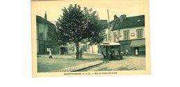 MONTESSON .... RUE DE SAINT GERMAIN ... BUS AUTOCAR RENAULT - Ohne Zuordnung