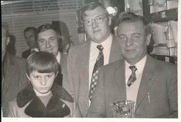 OORDEGEM    --   1973  FOTO 12 X 8 CM   CLUBKAMPIOEN - Lede