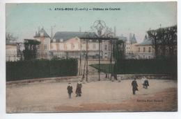 ATHIS MONS (91) - CHATEAU DE COURCEL - Athis Mons