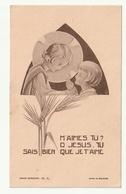 Souvenir Communion Daniel LAURENT Dour 1943 Imalit Maredret  13 A - Images Religieuses