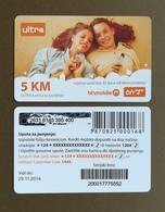 BOSNIA AND HERZEGOVINA 2 Phone Cards - Bosnia