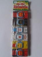 BLISTER PAQUETE DE 6 COCHES HOJALATA CARS TOYS J. CUBAS MINI ESCUDERÍA VINTAGE, COCHE. SIN USO, CERRADO. VER FOTO/S AUTO - Toy Memorabilia